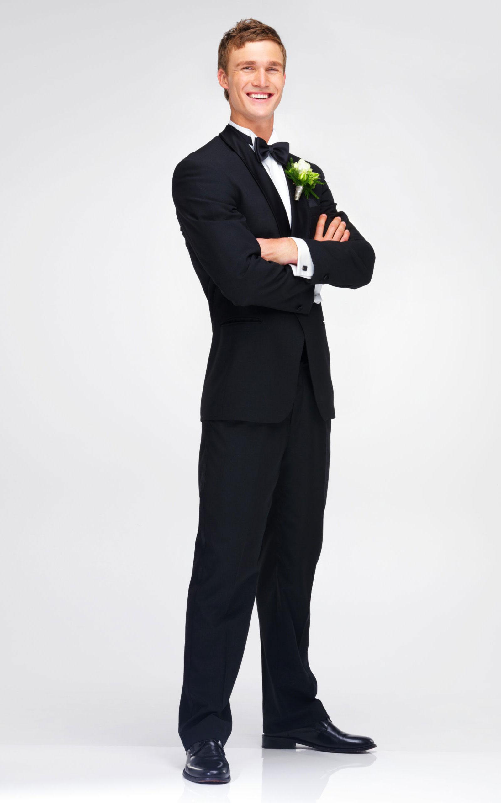 tuxedo for the groom
